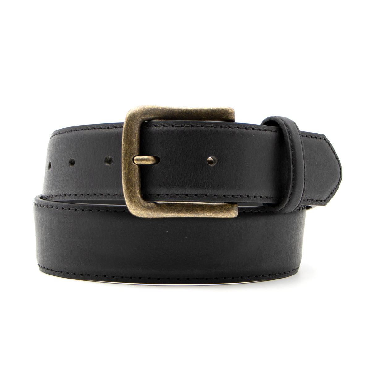 "1 3/8"" Western Two-Tone Billet Belt"