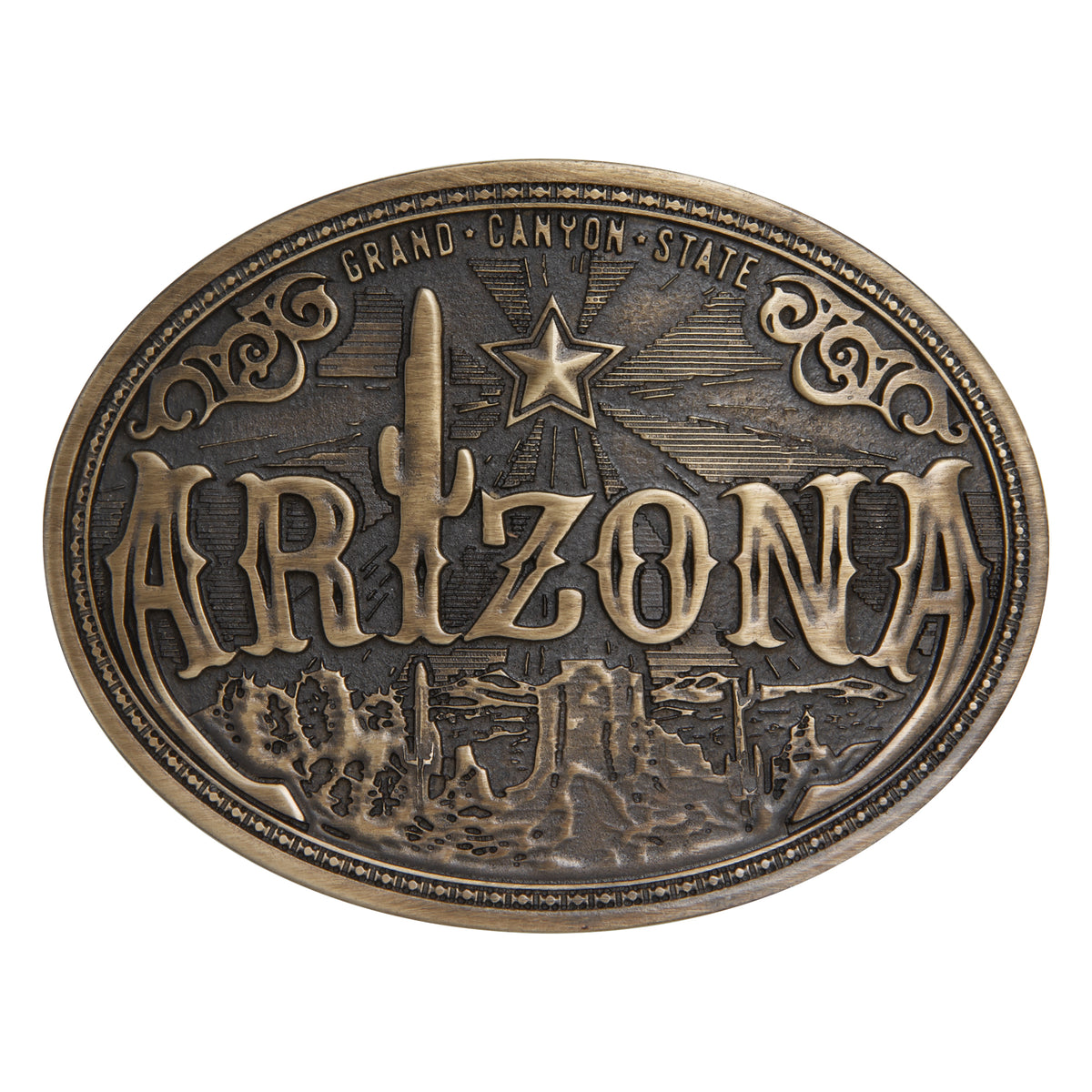 Arizona Heritage Buckle