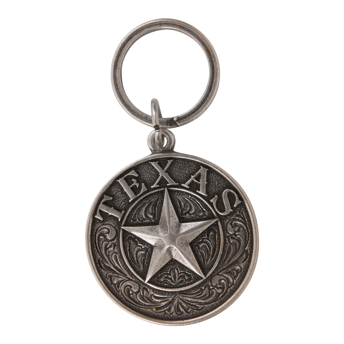 Texas Star Keychain