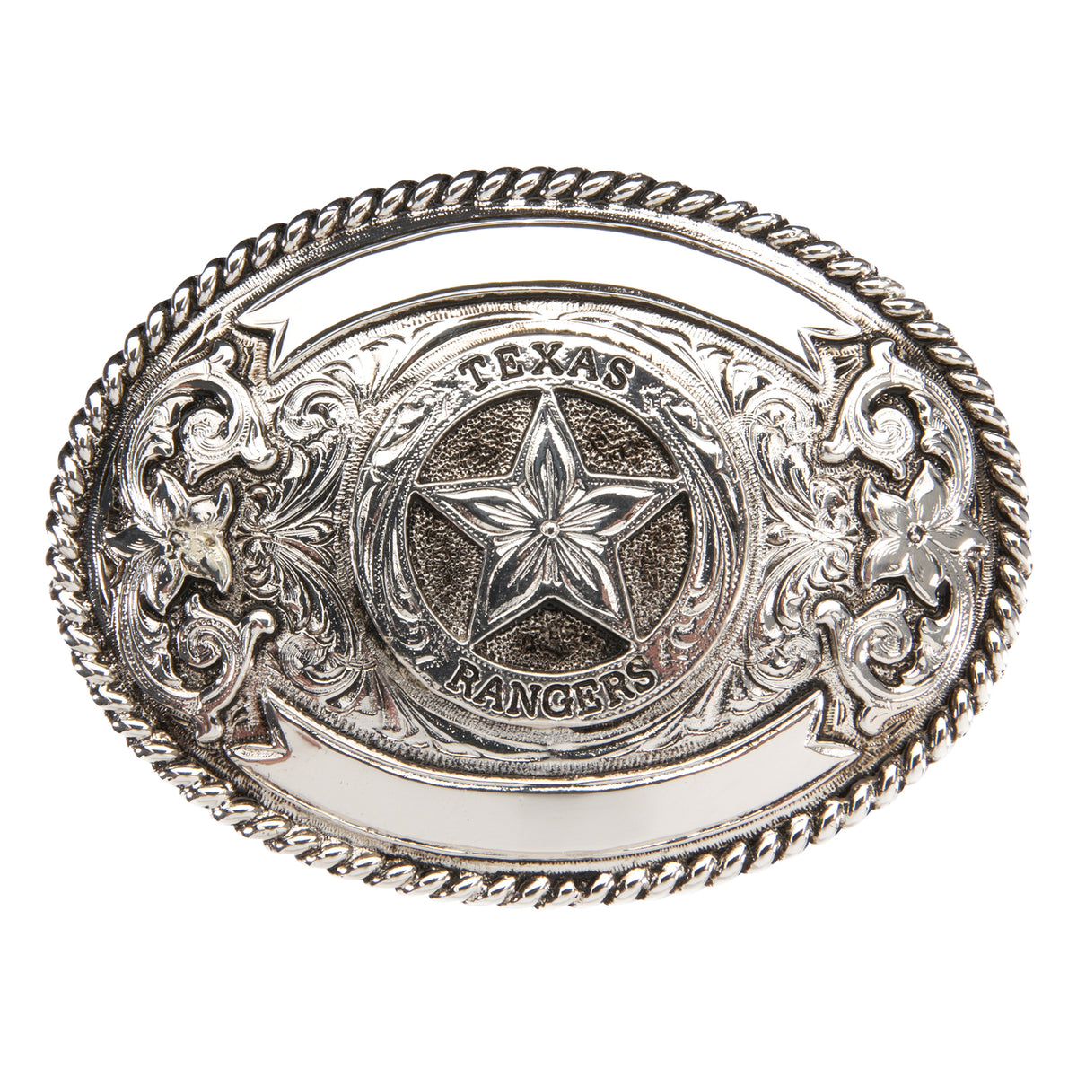 Texas Ranger Buckle