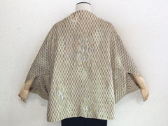 Bolero Traditionally Scalloped |ボレロ 茶色