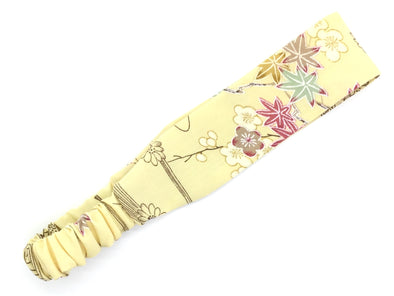 Headband Baby Yellow Floral