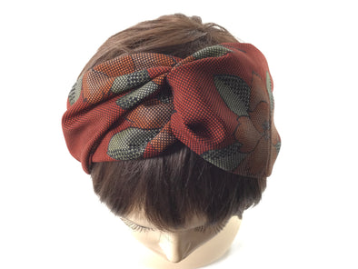 Cross headband Red Layla