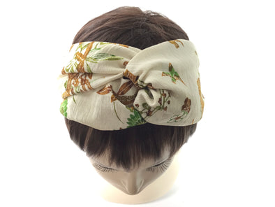 Cross headband Flowing Landscape