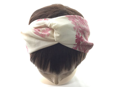Cross headband Pink Chloe