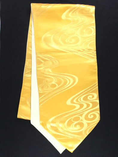 Table Runner Yellow Aria