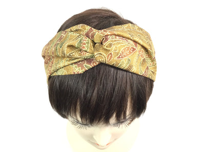 Cross headband Mustarol Autumn