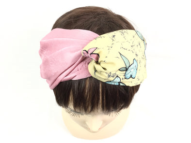 Cross headband Spring Fresh