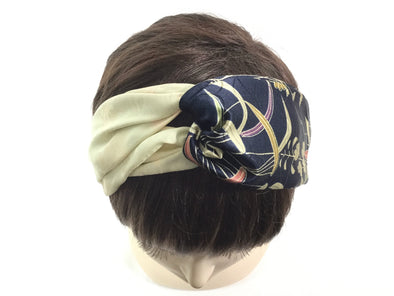 Cross headband De Luxe