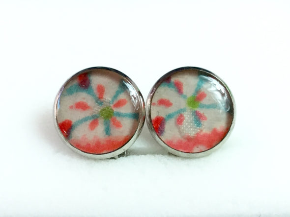 Clip Earrings 140