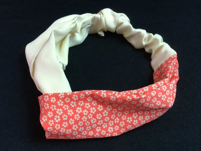 Cross headband Baby Blossom