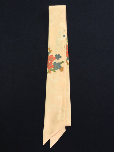 Ribbon Scarf Peach Tree