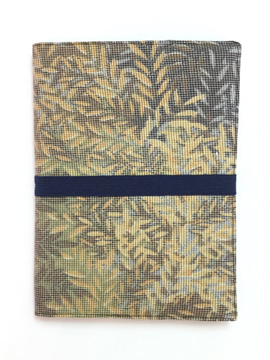 Kimono Journal Fall Ferns