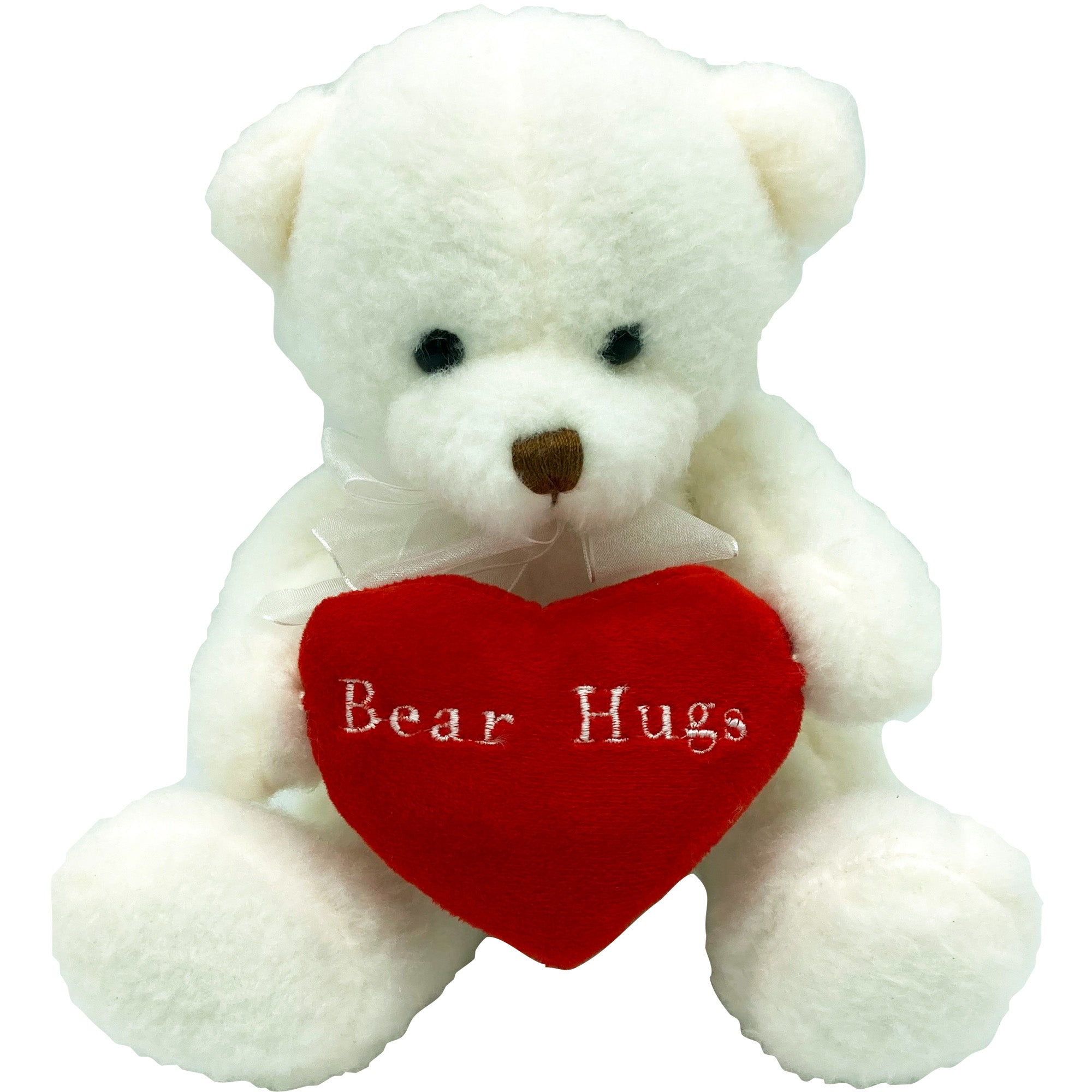 Bear Hugs Plush Bear (20cmH)