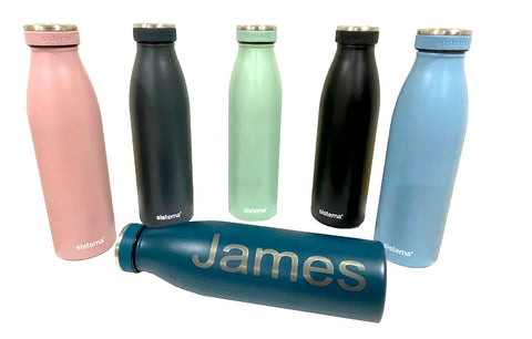 Sistema Stainless Steel Hot/Cold Bottle (500ml)