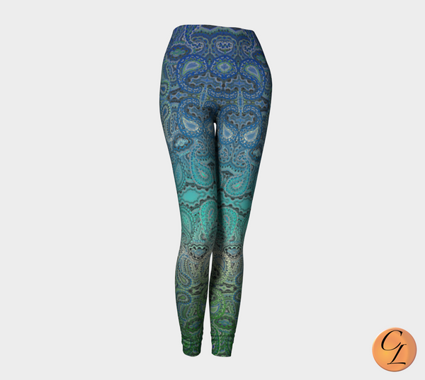 Aruba Leggings-Leggings-Chloe Lambertin