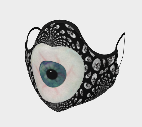 Eyeball Mask-Face Covering-Chloe Lambertin