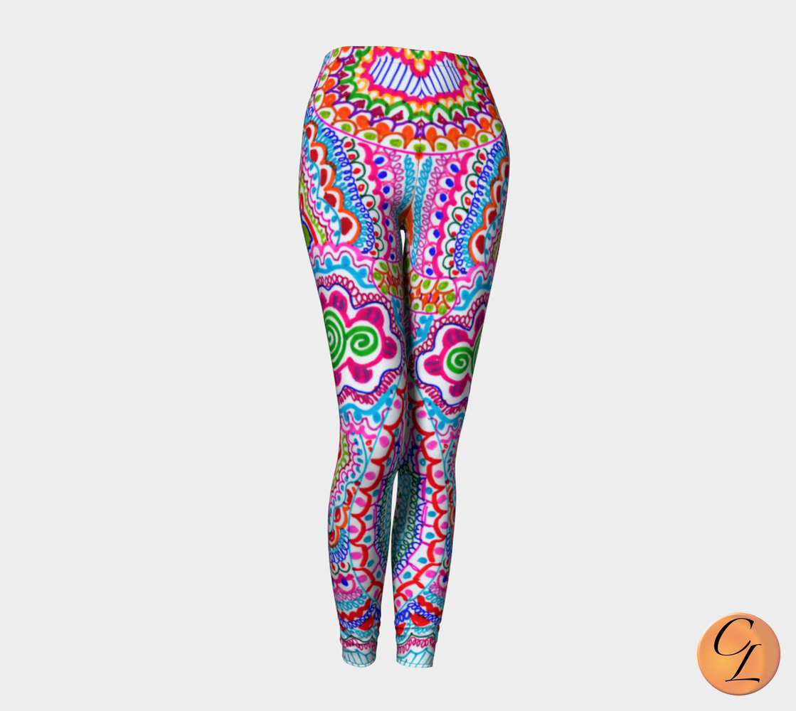 Florence Leggings-Leggings-Chloe Lambertin