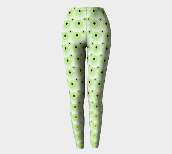 Fruit Salad Leggings-Leggings-Chloe Lambertin