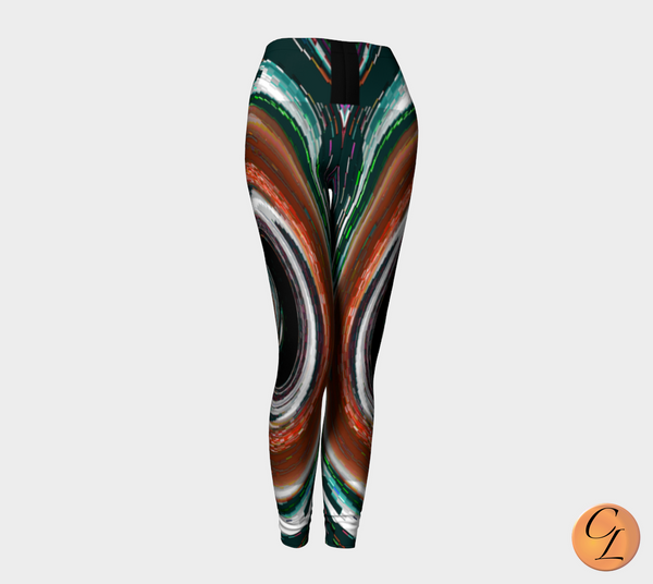 Galaxy Leggings-Leggings-Chloe Lambertin