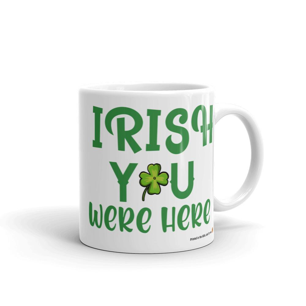 Irish You Were Here Mug-Mug-Chloe Lambertin