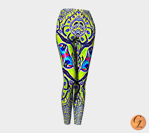 Namaste Leggings-Leggings-Chloe Lambertin