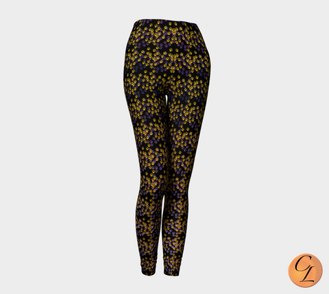 paws leggings-Leggings-Chloe Lambertin