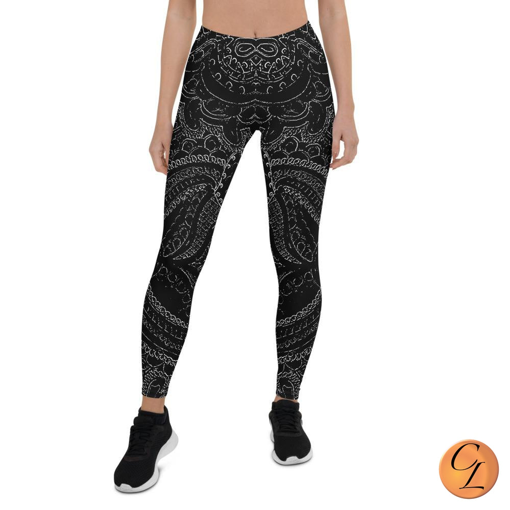 Reno Leggings, Women's-Leggings-Chloe Lambertin