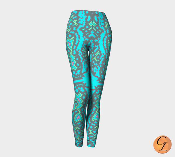 Tucson Leggings-Leggings-Chloe Lambertin