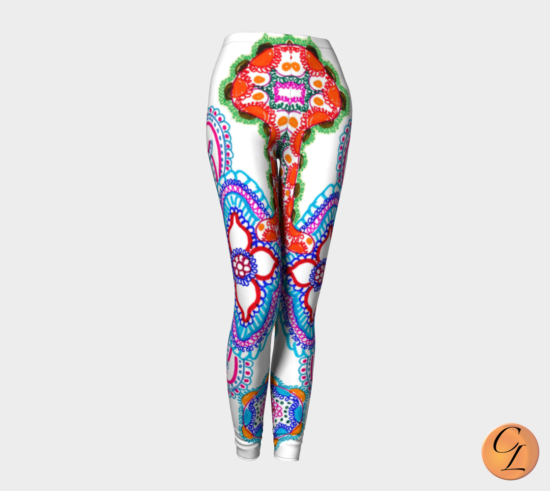 Venice Leggings-Leggings-Chloe Lambertin