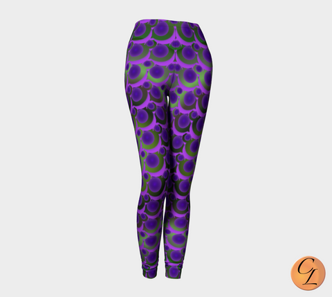 Vineyard Leggings-Leggings-Chloe Lambertin