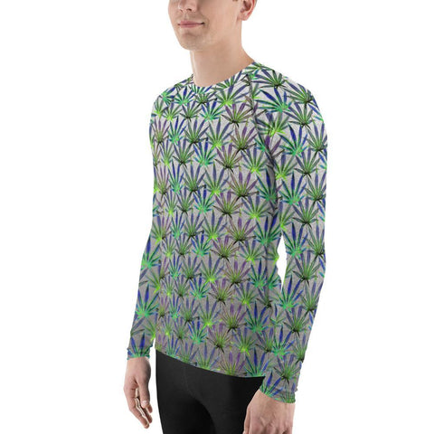Wild Pot Men's Rash Guard-Chloe Lambertin