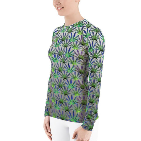 Wild Pot Women's Rash Guard-Chloe Lambertin