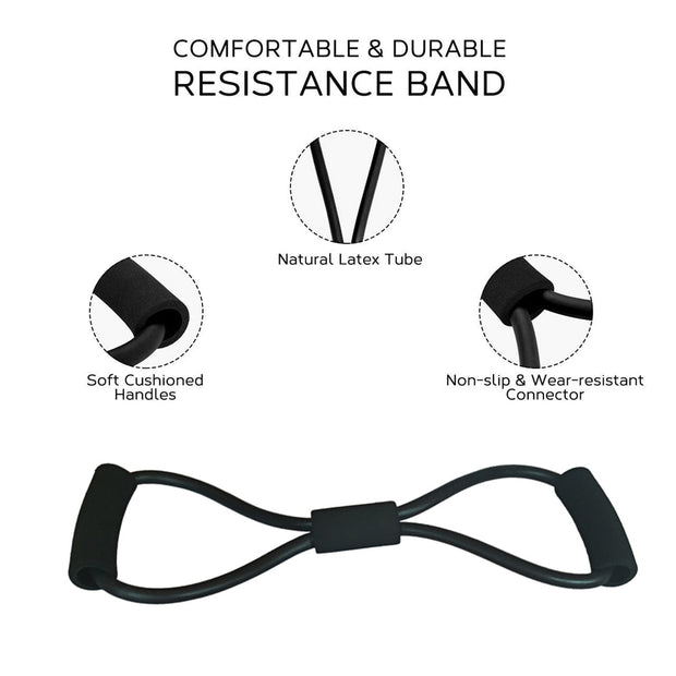Multi functional compact and portable band - Fitnessster