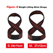 Weight Lifting Straps - Fitnessster