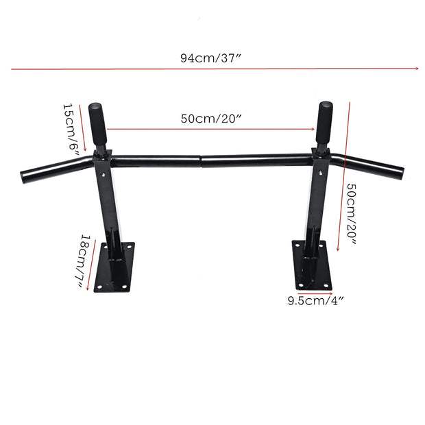 Wall Mounted Chin Pull Up - Fitnessster