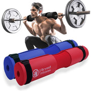 Barbell Pad Squat Protector for Neck & Shoulders - Fitnessster
