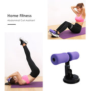 FitnessPro™ - Floor Suction Workout Bar - Fitnessster