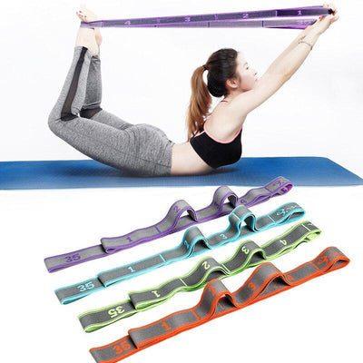 Yoga Stretching Band - Fitnessster