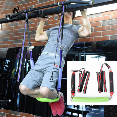 Resistance Band Pull Up Bar Slings Straps - Fitnessster