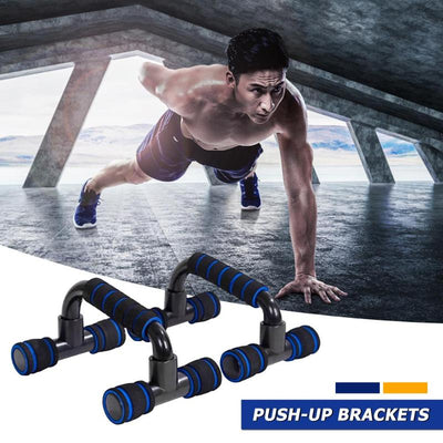 Push Up Bar Brackets - Fitnessster