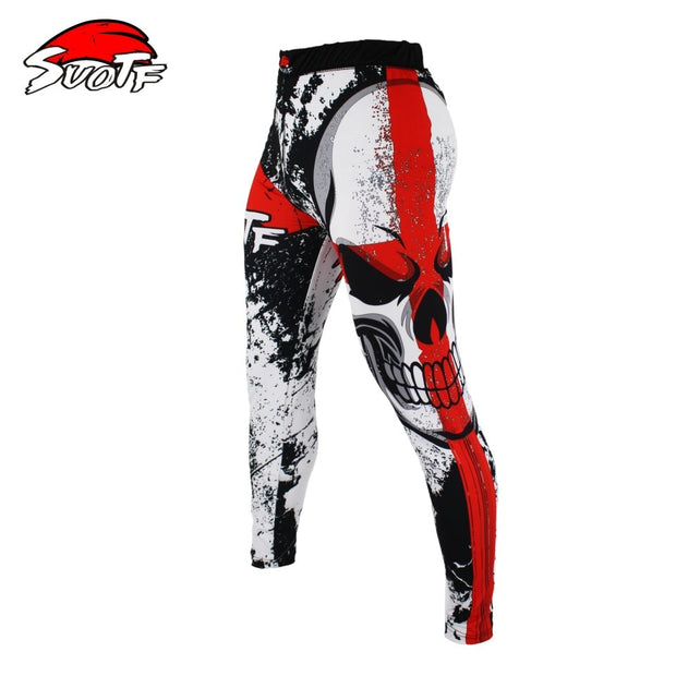 MMA Boxing Breathable Pants - Fitnessster