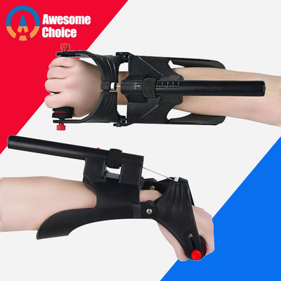Adjustable Power Hand Grip Arm Trainer
