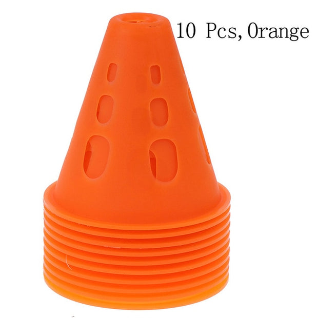 10Pcs Training Cone - Fitnessster