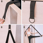 Door Flexibility Stretching Leg Stretcher Strap