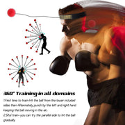 Boxing Reflex Ball Speed - Fitnessster