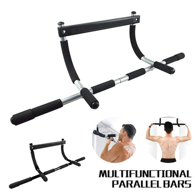 Pull-up Adjustable Door Single Bar - Fitnessster