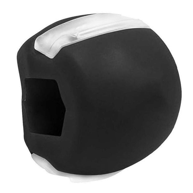 Food-grade Silica Gel Jaw Line Exercise Ball - Fitnessster