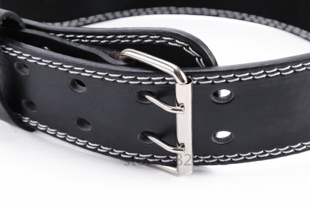 Leather Weightlifting Belt - Fitnessster