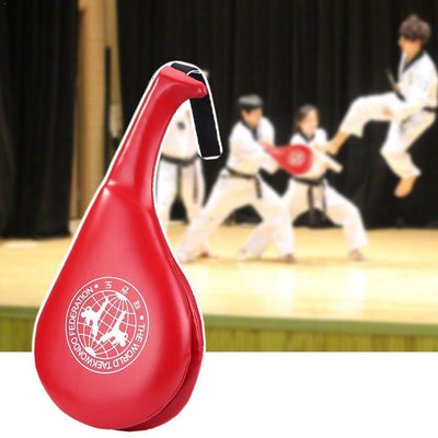 Taekwondo Punch Double Pads - Fitnessster